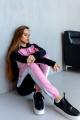 Брюки Rawwwr clothing 179 розовый