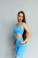 Топ Rawwwr clothing 096 голубой
