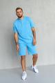 Шорты Rawwwr clothing 090 голубой