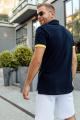 Футболка Rawwwr clothing 026 синий/желтый