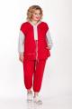 Спортивный костюм Pretty 1161 красный
