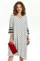 Платье TEZA 1552 белый