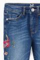 Брюки Bell Bimbo 207300 джинс с вышивкой