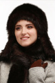 Шапка Зима Фэшн 012-4-20 коричневый_под_медведя