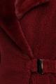 Куртка Зима Фэшн Trench-11-26 винный