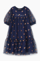 Платье Bell Bimbo 202202 т.синий