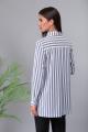 Блуза Арита-Denissa 1319 полоска