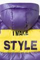 Куртка Bell Bimbo 203304 фиолетовый