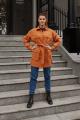 Куртка Legend Style G-013 терракотовый