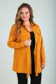 Рубашка Таир-Гранд 62379 горчица