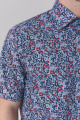 Рубашка Nadex 923035И_ 182 голубо-синий
