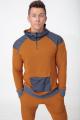 Спортивный костюм HIT 0313 рыжий