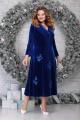 Платье Ninele 2275 василек