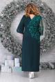 Платье Ninele 5801 изумруд