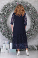 Платье Ninele 7306 синий