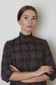 Платье VG Collection 268 зеленый_клетка