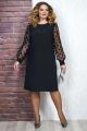 Платье Alani Collection 1284 черный
