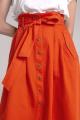 Юбка Individual design 19123 морковный
