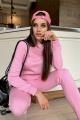 Брюки Rawwwr clothing 001 розовый