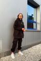 Худи Rawwwr clothing 164 черный