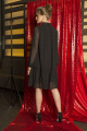 Платье ELLETTO LIFE 1801 черный