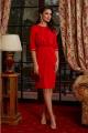 Платье Lissana 4162 красный