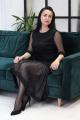 Платье VG Collection 294 черный