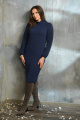 Платье JeRusi 20122 синий
