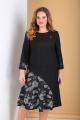 Платье Moda Versal П2239 черный