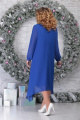 Платье Ninele 7307 василек