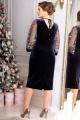 Платье Мода Юрс 2383 синий