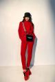 Брюки Rawwwr clothing 001 красный