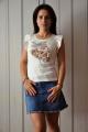 Блуза OLANTIZ БВ003 ягода