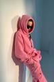 Худи Rawwwr clothing 164 розовый
