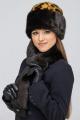 Шапка Зима Фэшн 061-1-03/1-12 коричневый_под_норку