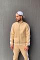 Олимпийка Rawwwr clothing 122 бежевый