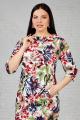 Платье Almila-Lux 1049 красный