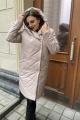 Пальто Ольга Стиль С-699 бежевый