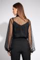 Блуза, Топ EOLA 1959 черный