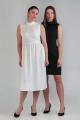 Платье VG Collection 133 белый