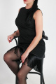 Платье VG Collection 138 черный