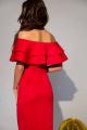 Платье Daloria 1746 красный