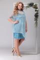 Платье Michel chic 2042 голубой