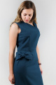 Платье VG Collection 421 зеленый