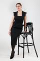 Платье VG Collection 122 черный