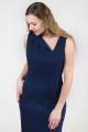 Платье VG Collection 427 синий