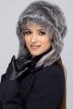 Шапка Зима Фэшн 022Z-7-30 коричневый_под_зайца
