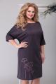 Платье Michel chic 954 баклажановый
