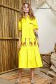 Платье NiV NiV 1510 лимон