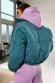 Куртка Rawwwr clothing 222 изумрудный